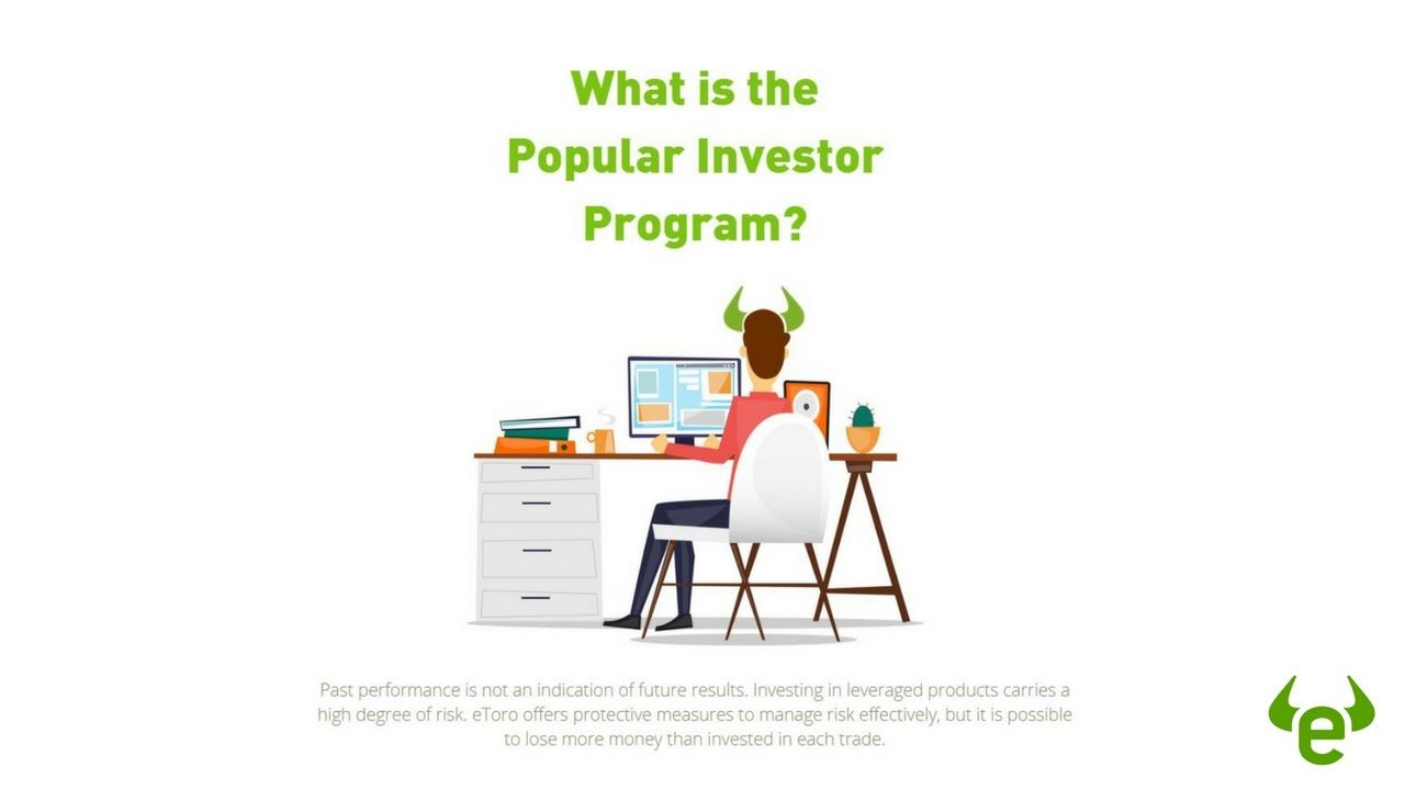 How to become an eToro Popular Investor - eToro Webinar