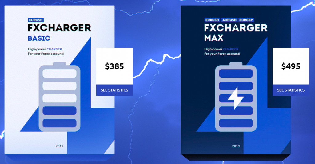 FXCharger Robot Pricing