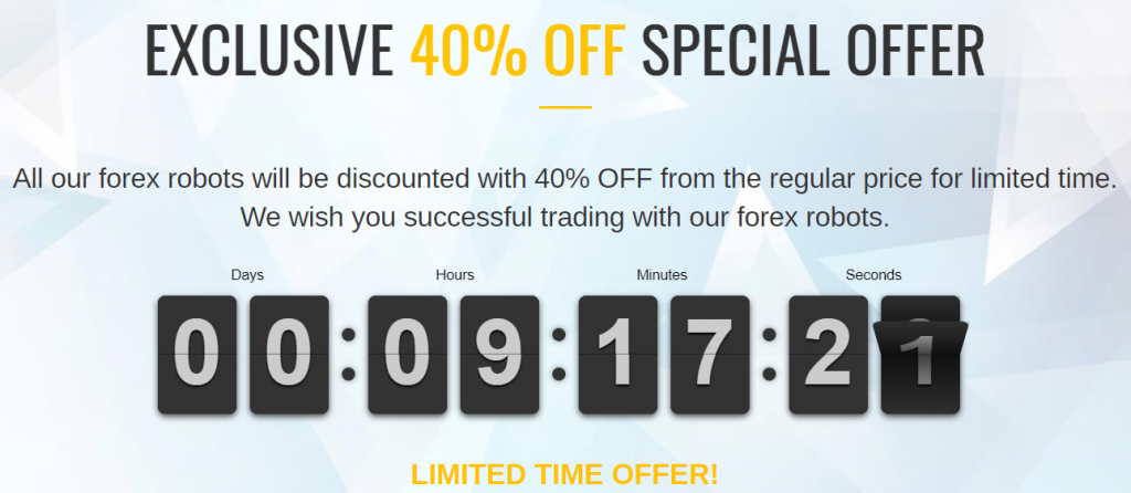 Forex Pulse Detector Robot offer