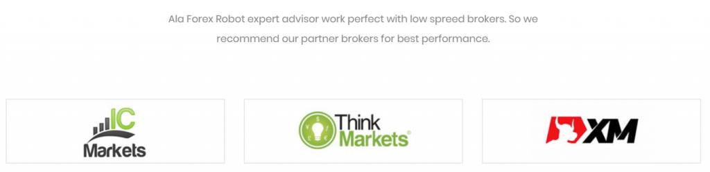 Ala Forex Partners brokers