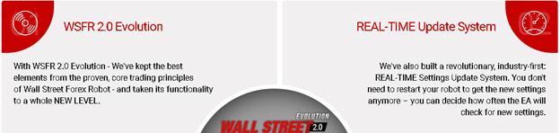 WallStreet Forex Robot presentation