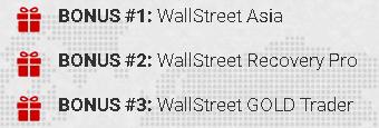 WallStreet Forex Robot bonus