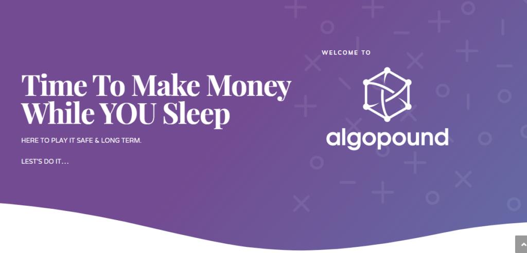 Algopound presentation