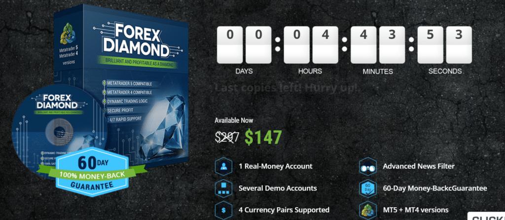 Forex Diamond price