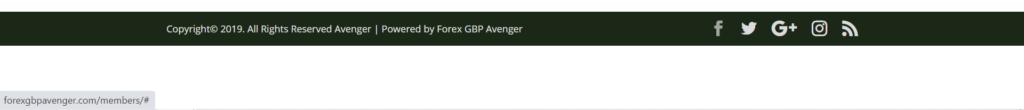 Forex GBP Avenger presentation