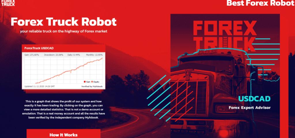 Forex Truck presentation