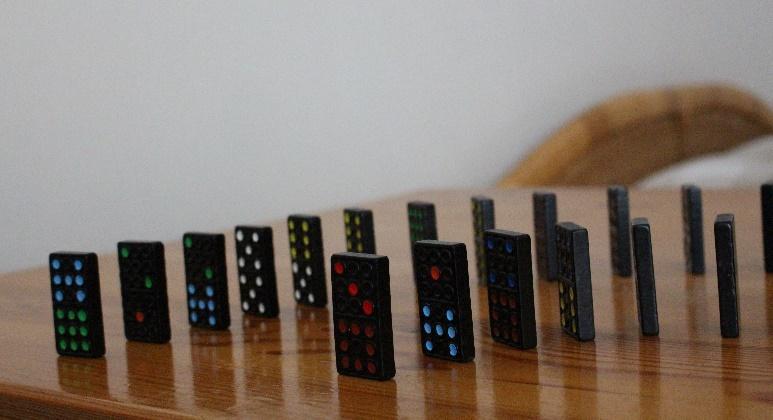 emotional domino