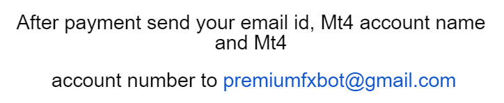 PREMIUM FX BOT  support