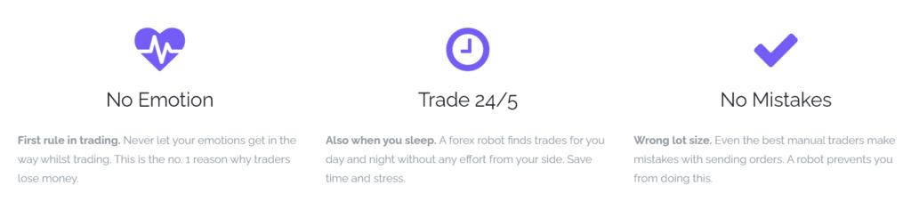 Screti Forex Robot presentation