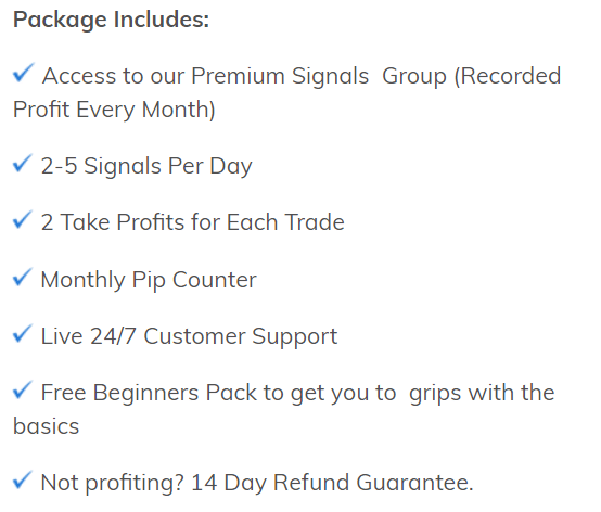 Edge Trading package