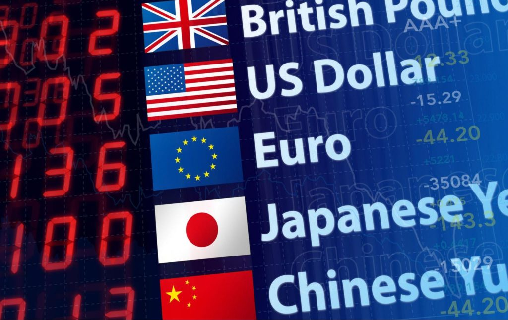 Automated trading in the Forex market