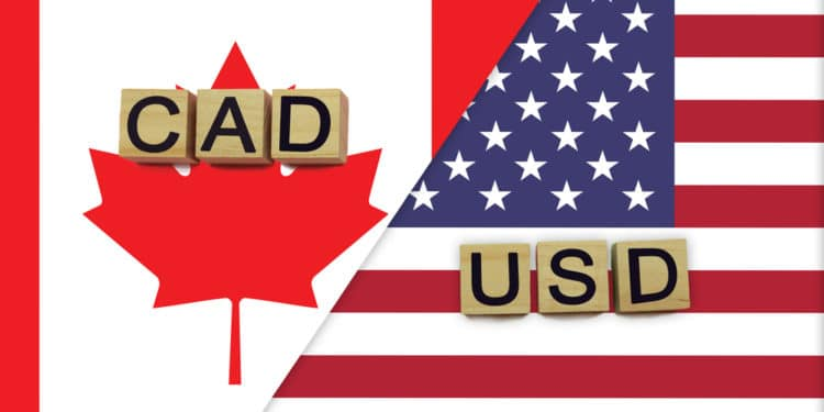 USD/CAD: Loonie Bounces Back After Strong Canada Data