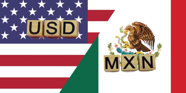 USD/MXN Could Fall Further if Biden Stimulus Passes