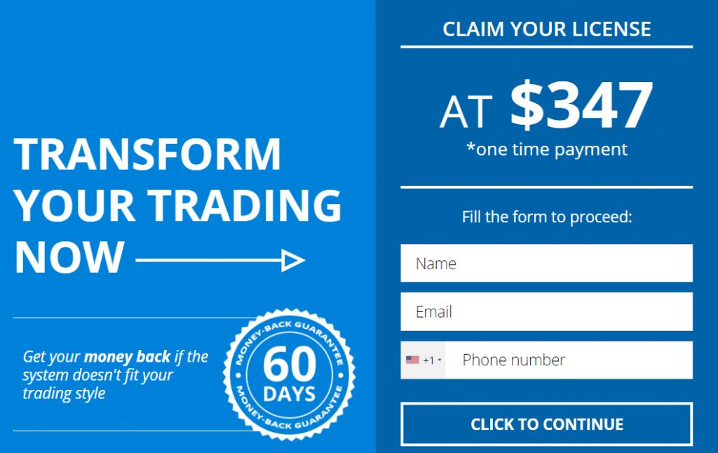 FX Delta price