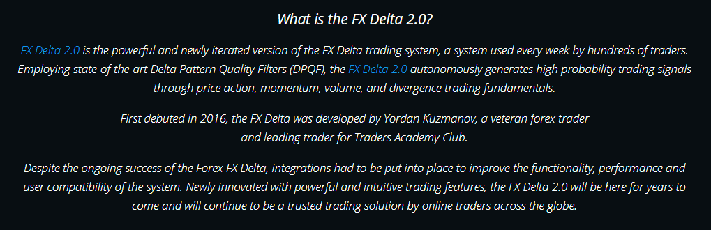 How to start trading with FX Delta
