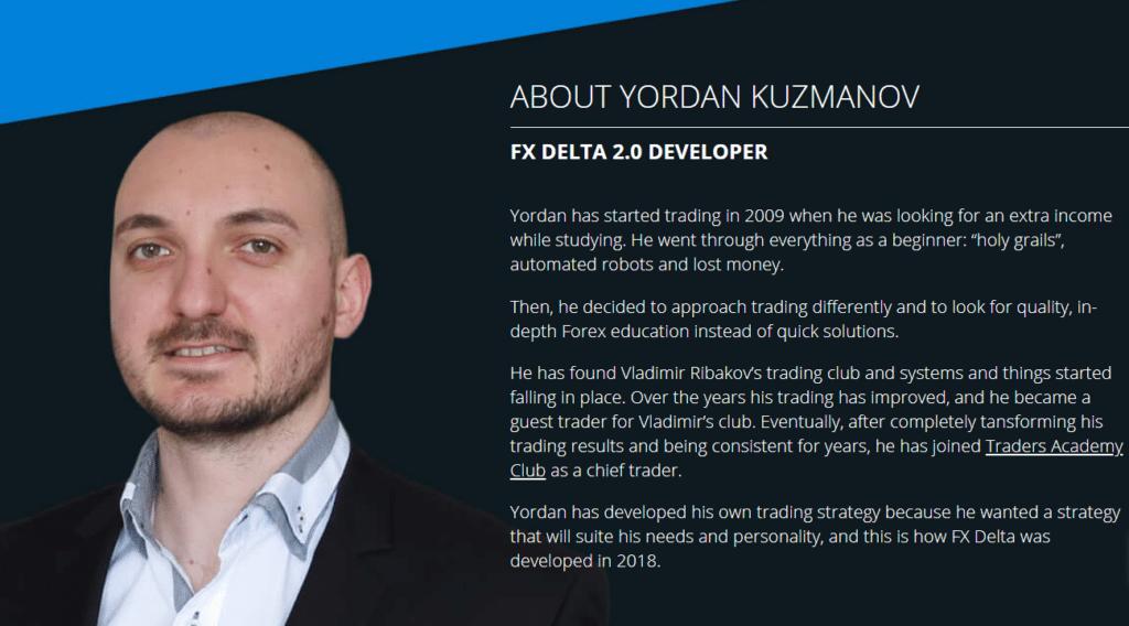 FX Delta developer