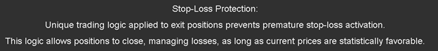 FX LUCKY PRO - Stop-Loss protection
