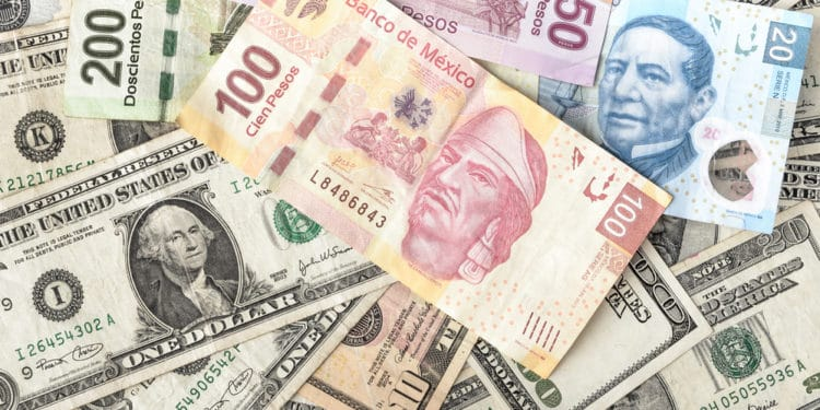 USD/MXN: Mexican peso slumps as US Treasuries rally accelerates
