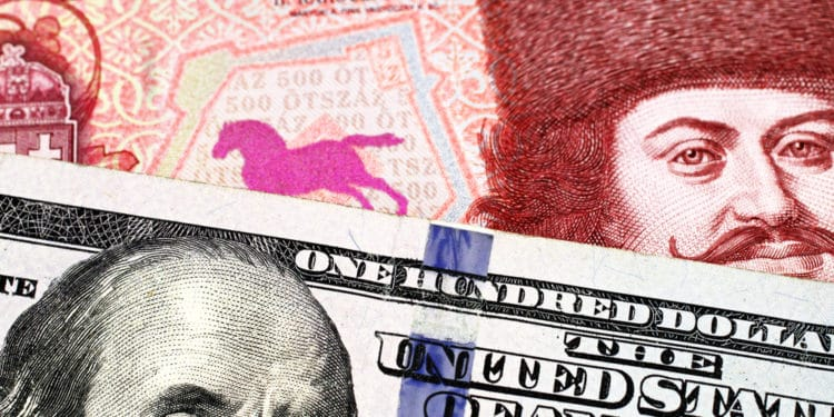 USD/HUF: A Positive Outlook for the Hungarian Forint in the Short Term