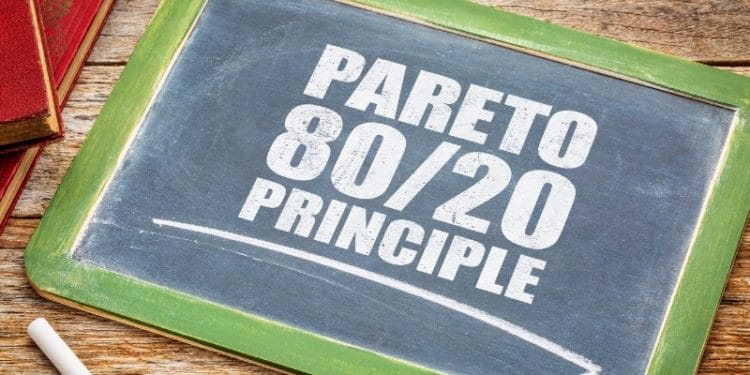 Does the Pareto Principle Apply in Forex