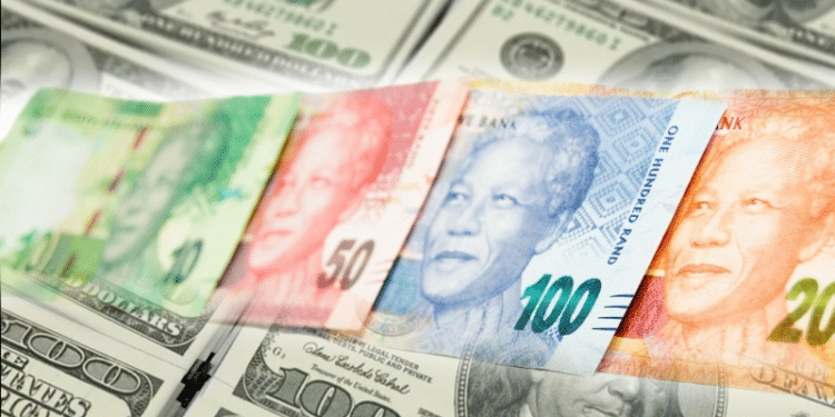 USD/ZAR: South African Rand Has a 2% Upside in the Near Term