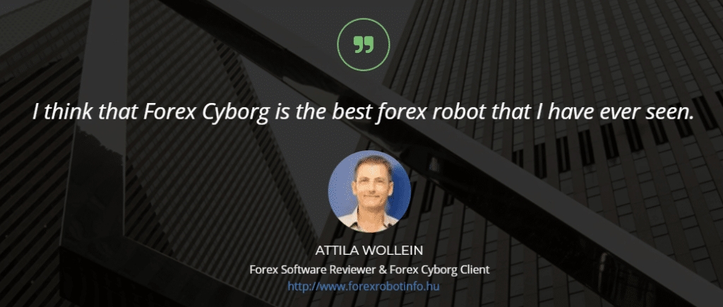 Forex Cyborg People feedback
