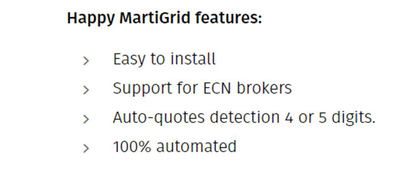 Happy MartiGrid features