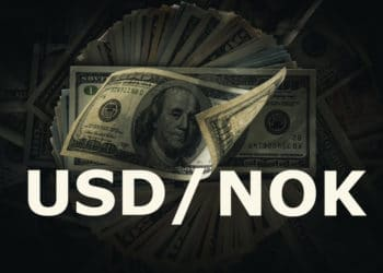USD/NOK Could Drop by 0.55% as the Dollar Sell-Off Intensifies