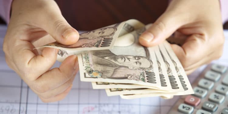 Japan Currency Intervention for Economic Stability