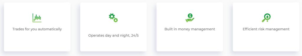 Sirius EA features