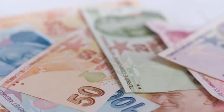 USD/TRY: Turkish Lira Falls as Biden's Budget Proposal Gains Steam