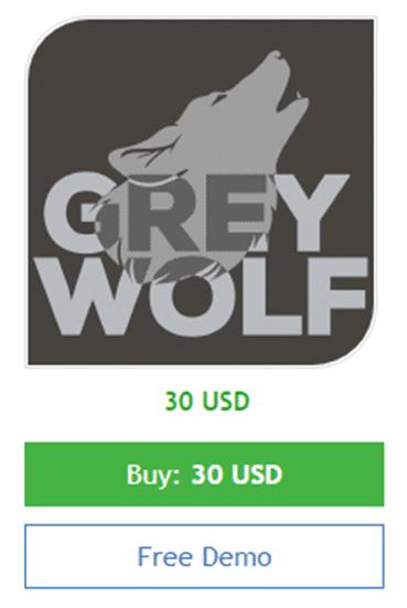 Grey Wolf price