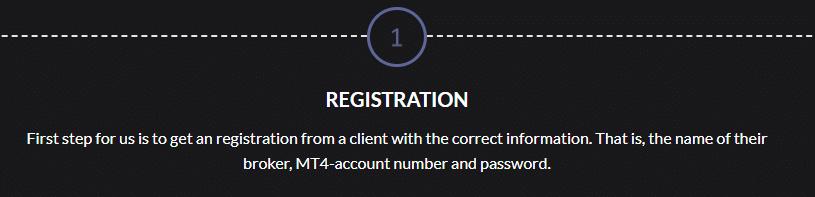 Ohlsen Trading registration