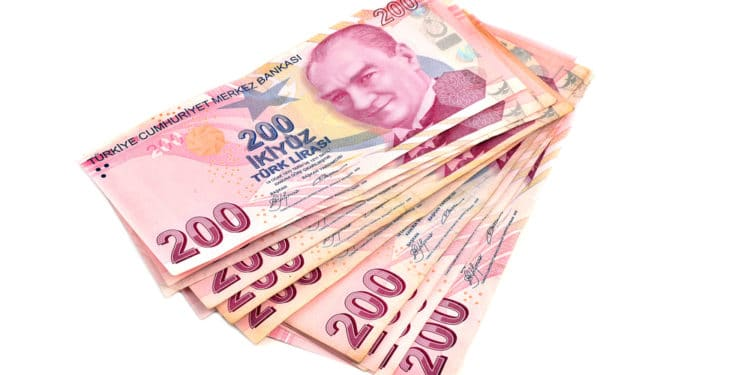 USD/TRY: Turkish Lira Gains on Industrial Production Data