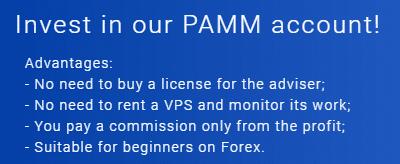 FXHunter - PAMM service