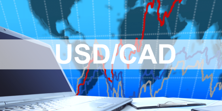 USDCAD drops after earnings fail to beat consensus estimates