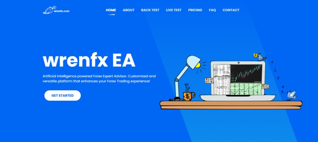 Wrenfx EA presentation