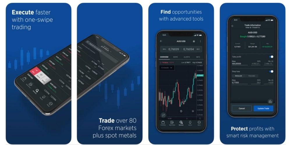 forex.com trading app